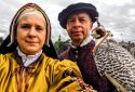 Historic Falconry Demonstrations and Recreations
